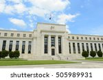 federal reserve building is the ...   Shutterstock . vector #505989931