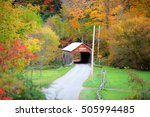 Cilley Covered Bridge In...