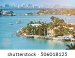 Waterfront Houses In Miami Cit...