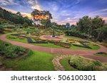Landscape Of Mae Fah Luang...