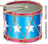 Drum Of Independence Day
