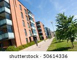 new apartment house | Shutterstock . vector #50614336