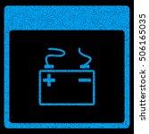 accumulator calendar page... | Shutterstock .eps vector #506165035