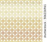 seamless geometric pattern | Shutterstock .eps vector #506226961