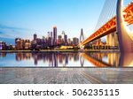 cityscape and skyline of... | Shutterstock . vector #506235115