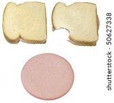 eatable food | Shutterstock . vector #50627338