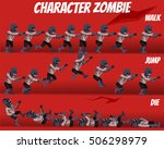 game kits adventure  character... | Shutterstock .eps vector #506298979