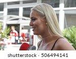 austin   october 23   lindsey... | Shutterstock . vector #506494141
