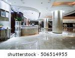 hotel lobby interior   Shutterstock . vector #506514955