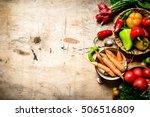 organic vegetables. fresh...