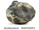 fragment of the chelyabinsk... | Shutterstock . vector #506553691