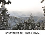 panoramic view of the city of... | Shutterstock . vector #50664022