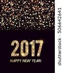 2017 new year card | Shutterstock .eps vector #506642641