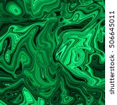 malachite abstract background | Shutterstock . vector #506645011