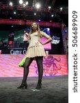 stan lee los angeles comic con  ... | Shutterstock . vector #506689909