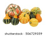 Selection Of Ornamental Gourds...