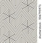 vector seamless pattern. modern ...   Shutterstock .eps vector #506795971