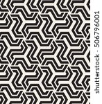 vector seamless pattern. modern ... | Shutterstock .eps vector #506796001