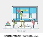 website app theme ui ux gui...