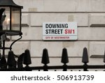 Downing Street  London  Uk  ...
