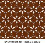 chocolate color. abstract... | Shutterstock .eps vector #506961031
