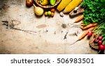 healthy food. organic...
