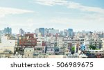 business and culture concept  ... | Shutterstock . vector #506989675