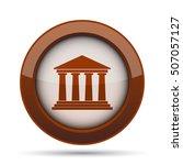 building icon. internet button... | Shutterstock . vector #507057127
