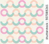 abstract background vector with ... | Shutterstock .eps vector #507085261