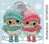 Cute Winter Illustration Two...