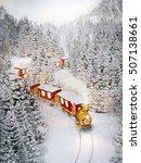 Amazing Cute Christmas Train...
