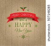 decorative background for...   Shutterstock .eps vector #507148285