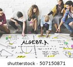Small photo of Mathematics Math Algebra Calculus Numbers Concept