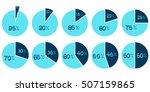 vector infographics. 5 10 15 20 ... | Shutterstock .eps vector #507159865