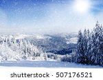Photo Of Snow Covered Field An...