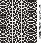 vector seamless pattern. modern ... | Shutterstock .eps vector #507193825
