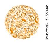 advertisement  of concept... | Shutterstock .eps vector #507221305