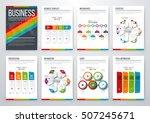 vector illustration... | Shutterstock .eps vector #507245671