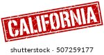 california. grunge vintage... | Shutterstock .eps vector #507259177
