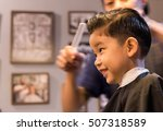 image of young asia boy at... | Shutterstock . vector #507318589