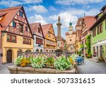 beautiful postcard view of the... | Shutterstock . vector #507331615