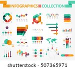 business and social... | Shutterstock .eps vector #507365971