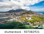 Cape Town And The 12 Apostels...