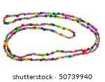 handmade plastic bijouterie...   Shutterstock . vector #50739940