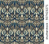 seamless abstract pattern for... | Shutterstock .eps vector #507423271