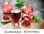 refreshing and healthy... | Shutterstock . vector #507474961