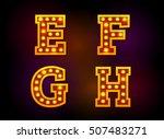 light font | Shutterstock .eps vector #507483271