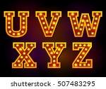 light font | Shutterstock .eps vector #507483295