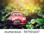 selective soft focus    dark... | Shutterstock . vector #507501637