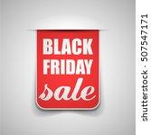 black friday sale | Shutterstock . vector #507547171
